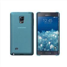 Funda Color case de goma para Samsung Galaxy Note Edge, Color: Azul