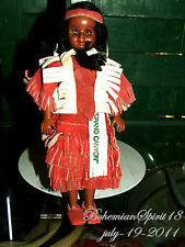 Antique Native America GRAND CANYON Double Jointed Doll