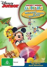 Mickey Mouse Clubhouse - Mickey & Pluto To The Rescue (DVD, 2011)