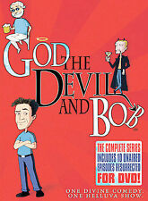 God, The Devil & Bob - The Complete Series (DVD, 2005, 2-Disc Set)