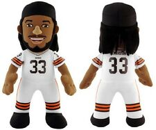 NWT Cleveland Browns #33 Trent Richardson 10-Inch Plush Doll Bleacher Creatures