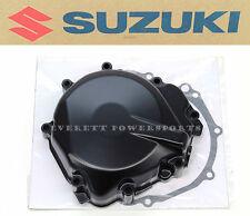Suzuki Left Side Engine Stator Magneto Cover Case w/ Gask 07 08 GSXR1000 #X71