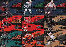 2010-11 UD Victory Game Breakers lot 10 no dupes