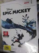 Disney Epic Mickey Wii PAL Version