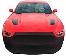 2015-2019 Ford Mustang NoviStretch Novigo Front Bumper Bra Mask