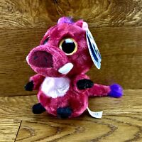 YooHoo And Friends wartee visayan warty pig Cuddly Soft toy Plush Teddy Aurora