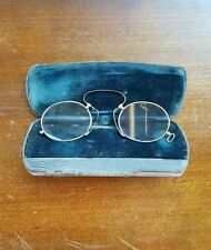 Vintage Glasses Spectacles with Case
