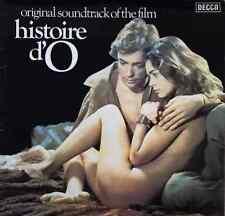PIERRE BACHELET - Histoire D'O: Original Soundtrack Of The Film (LP) (EX+/VG-)