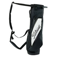 Titleist Premium Golf Carry Bag Black/White
