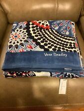 """Vera Bradley """"Fireworks Medallion"""" Beach Towel - Item No. 26188-R46 (Nwt)"""