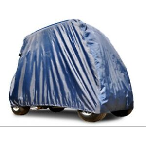 GOLF CAR COVER. STRONG NYLON. FITS ALL STANDARD 2 SEAT GOLF CARS