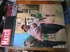 1µ? Revue Paris Match n°748 (2) Prevert & Picasso Wadoux Le Vespucci SKOPLJE