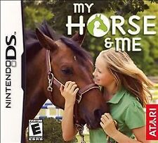 Nintendo DS My Horse and Me Game only