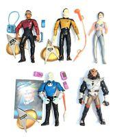 CHOOSE: Vintage 1992/1993/1994/1997 Star Trek Action Figures * Playmates Toys