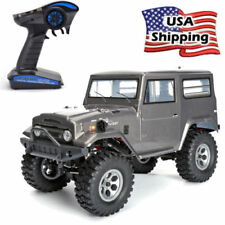 New RGT Racing Rc 1/10 Scale Electric 4wd Off Road Crawler Climbing Trucks Cars