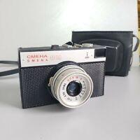 SMENA-8M Camera Soviet  LOMO Compact 35 mm Film lens T-43