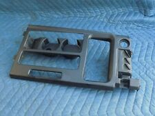 Center Console Shift Shifter Frame Plate Automatic 1993 C4 Corvette