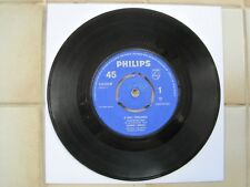 """RONNIE CARROLL - IF ONLY TOMORROW  - 7"""" 45 rpm vinyl record"""