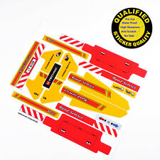 CUSTOM sticker for LEGO 8109 Flatbed Truck Technic, Premium quality