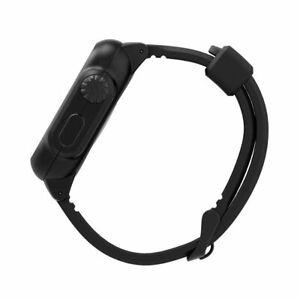 Catalyst Waterproof Case for Apple Watch Series 6/SE/5/4 (44mm) - Stealth Black