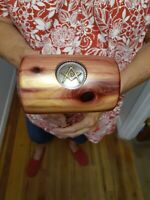 Handmade Masonic Mason Presentation  Gavel Great Christmas Gift