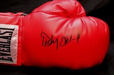 THE FIGHTER DICKY EKLUND AUTOGRAPHED SIGNED EVERLAST BOXING GLOVE