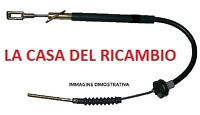 CAVO FRIZIONE FIAT MULTIPLA 1.6 1600 BENZINA NATURAL POWER GPL GAS 46538236