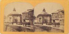 Harrogate Royaume-Uni UK Photo Stereo Vintage albumine ca 1865