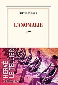 L'anomalie de Le Tellier,Hervé | Livre | état très bon
