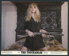 MONIKA RINGWALD SEXY BLONDE RIFLE The Touchables '68