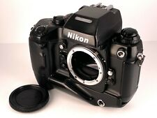 【Exc+3】 Nikon F4s 35mm SLR Film Camera + MB-21 Ship by DHL From JAPAN 123