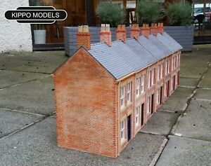 G scale Terraced housing 2 pack