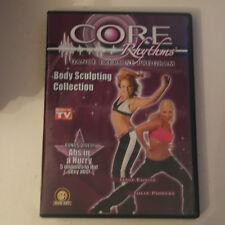 DVD Core Rhythms - Body Sculpting Collection (3DVD)