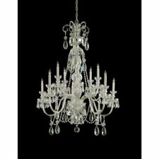 Crystal chandeliers ebay dining room aloadofball Choice Image