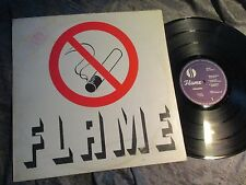 KRAUTROCK private Press: Band FLAME - INFLAMABLE 1977 HARD PSYCH PROG LP