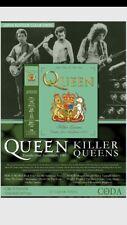 """QUEEN """"KILLER QUEENS"""" Ltd Clear New Vinyl LP - - IN STOCK"""