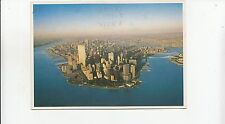 BF26822 new york city manhatan island USA  front/back image