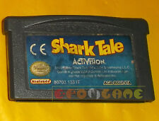 SHARK TALE Game Boy Advance Gba Versione Italiana ○○○○ SOLO CARTUCCIA - AQ