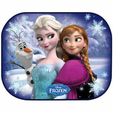 2x Disney FROZEN Kids Baby Children Girl Car Window Sun Shades 44x35cm