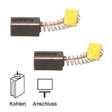 Kohlebürsten für Einhell Bohrhammer BT-RH 1500 - 7x11x15mm GÜNSTIG (2123)
