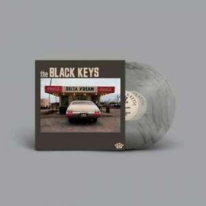 THE BLACK KEYS - Delta Kream (lim. ed.) (2021)  LPsilver marbled vinyl