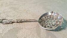 Sterling Blackington Nautilus Almond scoop, nut spoon