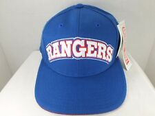 New York Rangers NHL Vintage Snapback Adjustable CAP Hat NWT By American Needle