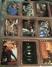 1992 Alien 3 Trading Cards - Lot Of 52 - Plus Comic Book