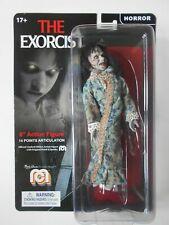 The Exorcist Mego action figure famous satanic monsters Linda Blair horror