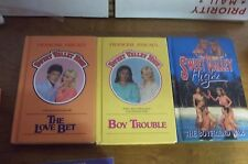 Sweet Valley High HARDCOVER BOOKS LOT OF 3
