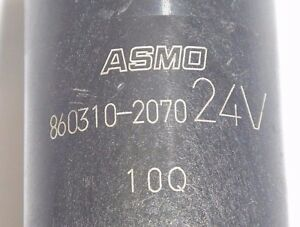 NEW OE 860310-2070 WASHER PUMP 8603102070 ASMO 24V for HINO RANGER KKFC3JKD J07C