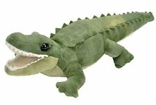 Wild Republic ALLIGATOR Plush Cuddlekins Stuffed Animal Small Toy NEW