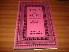 TWINS OF GENIUS BY GUY A CARDWELL 1ST EDITION MARK TWAIN & GEORGE W CABLE