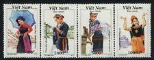 N.Vietnam MNH Sc 2778-81 Value $ 3.75 US $ Costumes